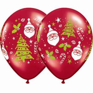 Santa_trees_latex_balloons_01